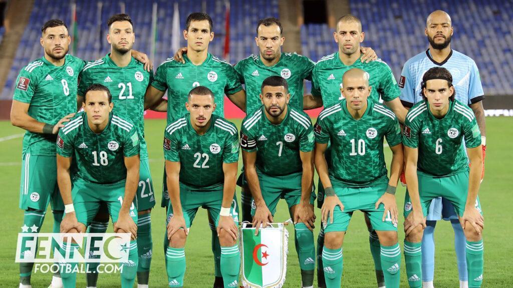 Equipe d'Algerie