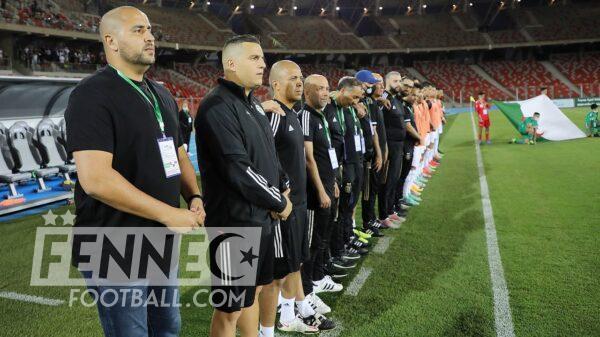 Équipe d'Algérie A'