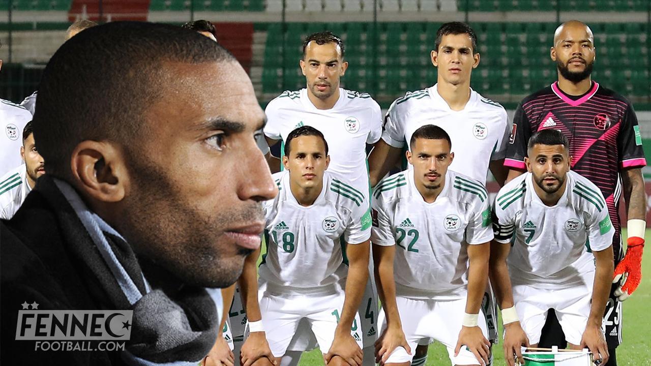 Equipe dAlgerie Abdeslam Ouaddou