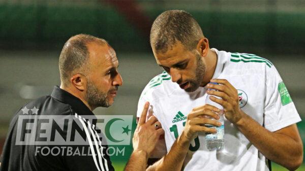 Equipe dAlgerie Djamel Belmadi