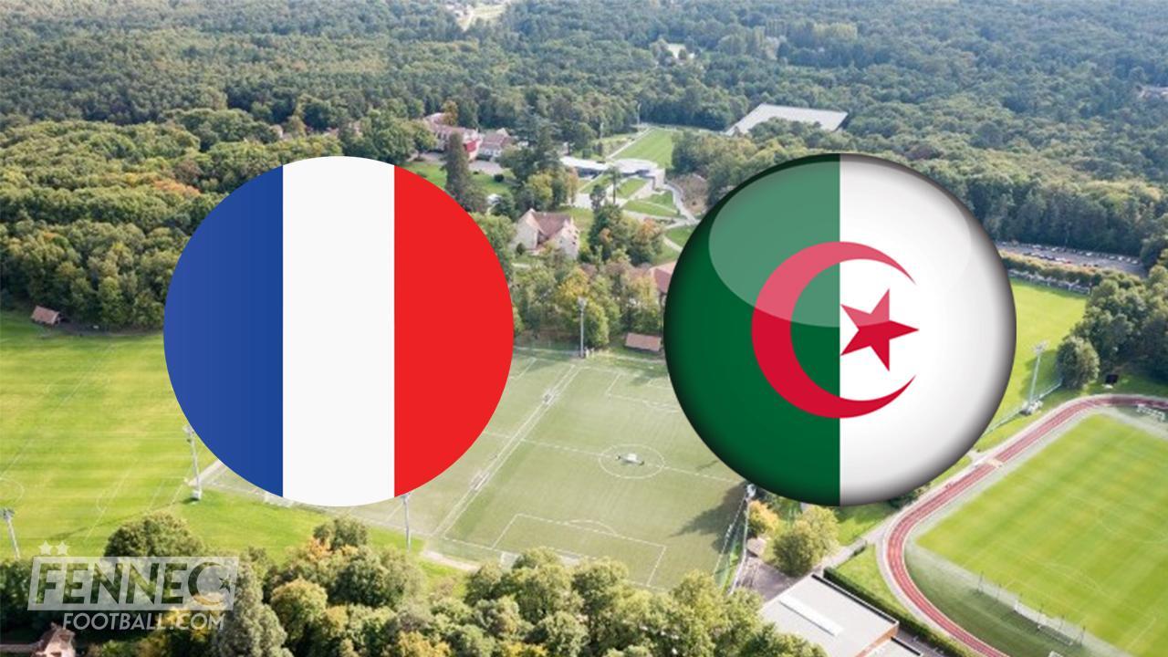 Equipe dAlgerie France