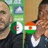 Equipe dAlgerie Niger