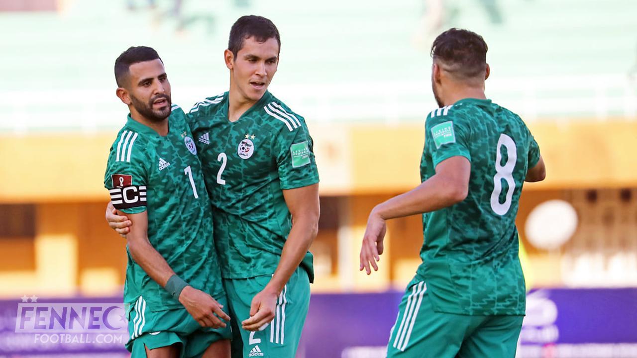 Algerie Burkina Faso