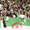 Algerie Burkina Faso supporters