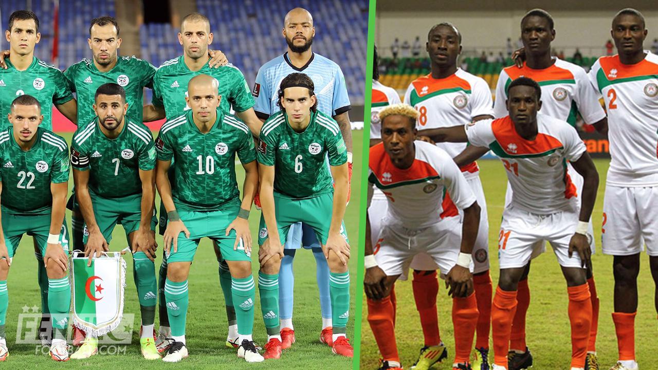 Algerie Niger