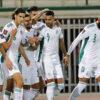 Equipe d'Algerie Niger