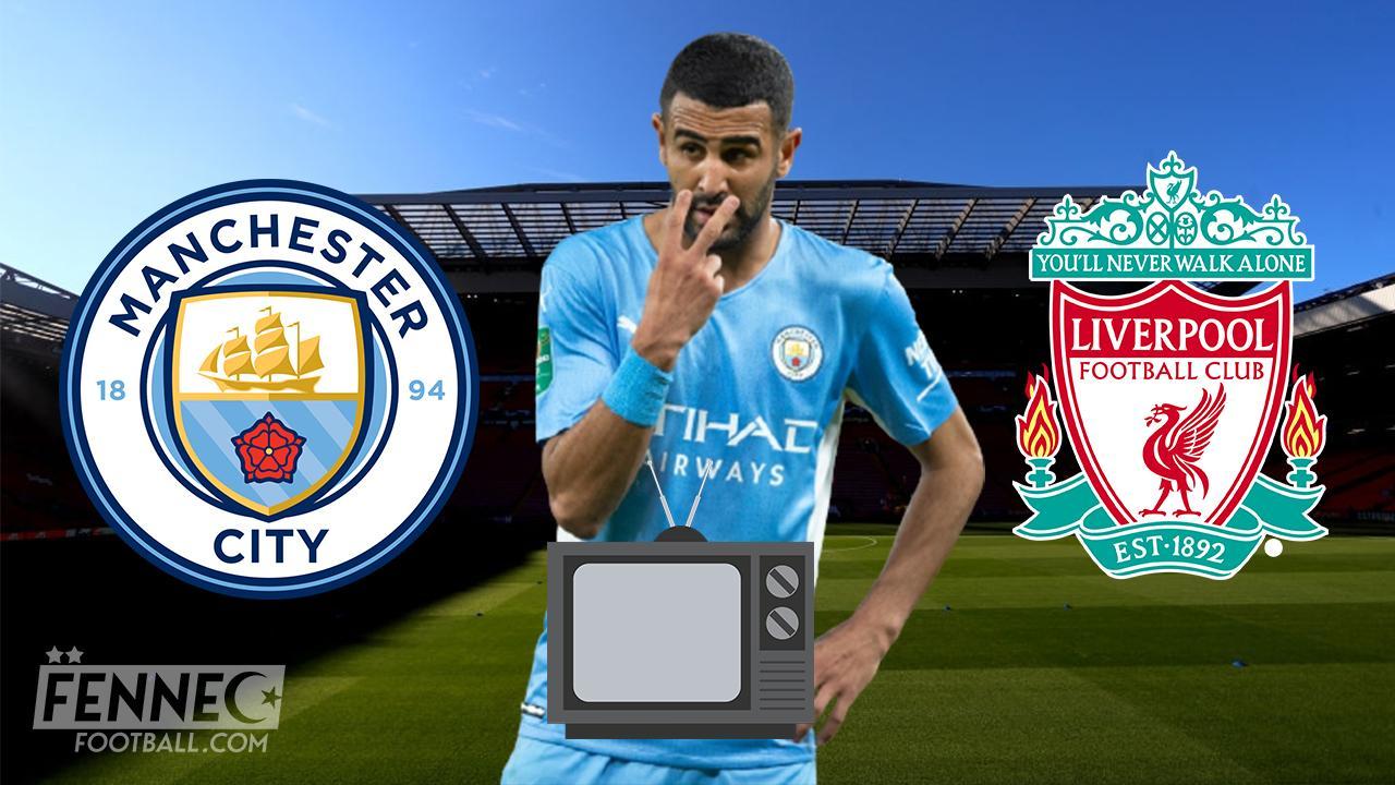 Mahrez Liverpool Man City