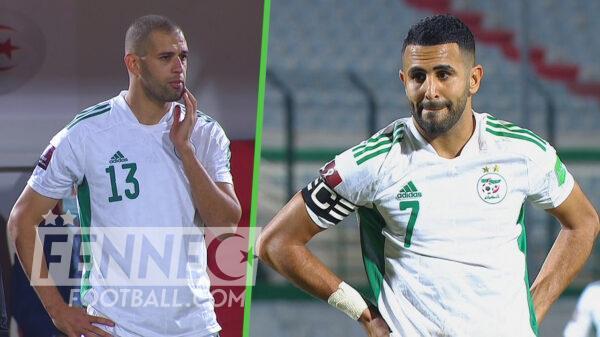 Riyad Mahrez Islam Slimani