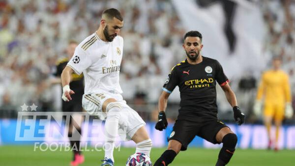 Riyad Mahrez Karim Benzema