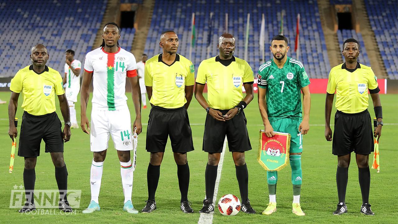 Algérie Burkina Faso
